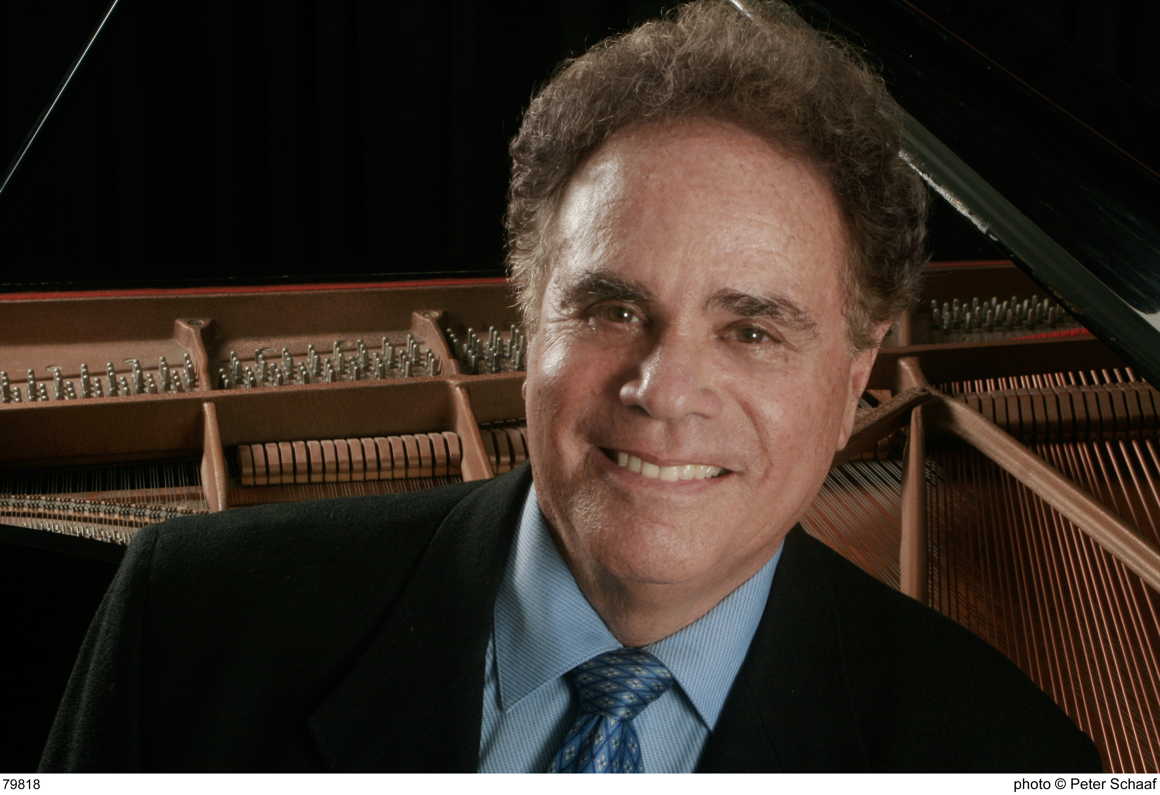 Pianist, Jeffrey Siegel: Keyboard Conversations