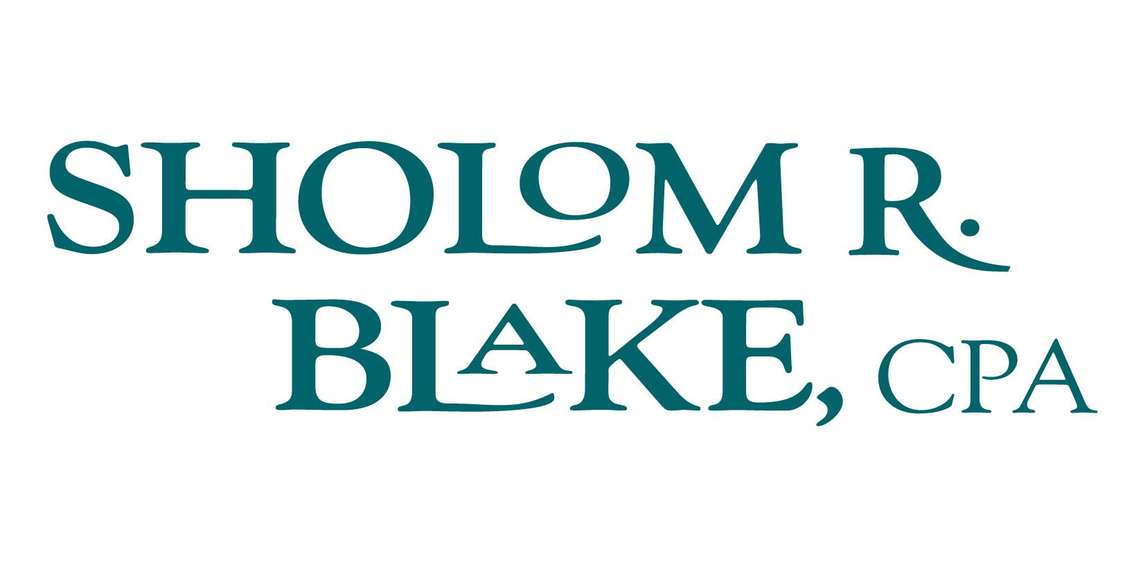 Sholom Blake