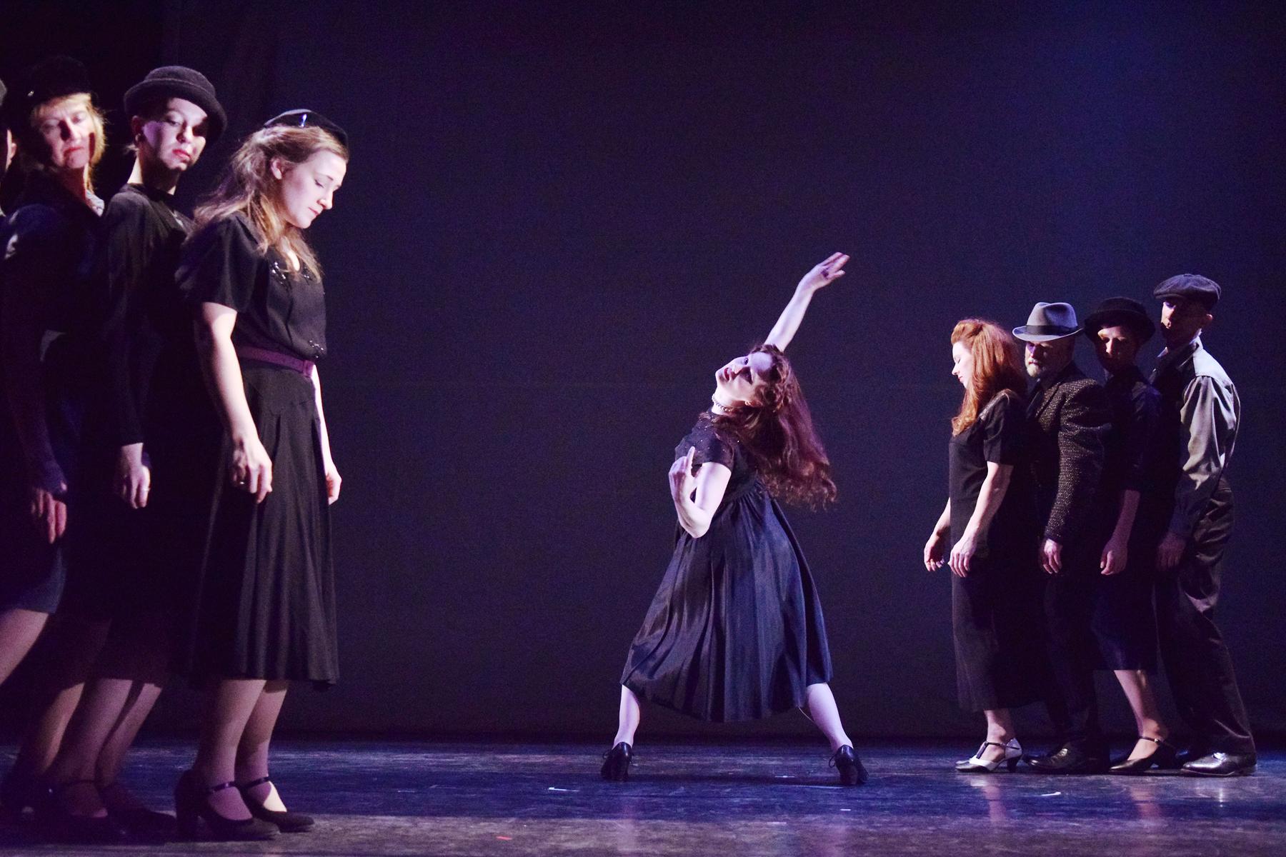 Matinee, Stuart Pimsler Dance & Theater
